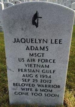 Jaquelyn Lee Adams