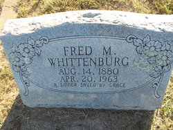 Fred Mitchell Whittenburg