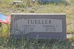 Lyman Nephi Tueller