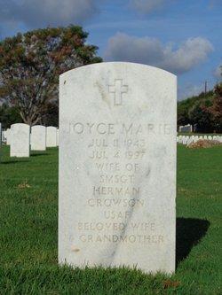 Joyce Marie Crowson