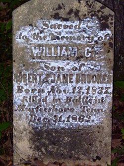 William G. Brookes