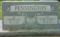 Edward Eric Pennington