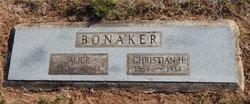 Henry C Bonaker