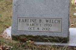 Helen Earline <I>Barker</I> Welch