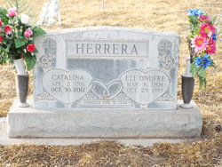 Catalina <I>Espinoza</I> Herrera