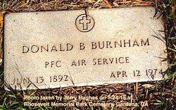 Donald B. Burnham