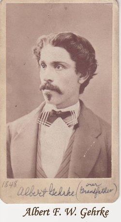 Albert Fred William Gehrke