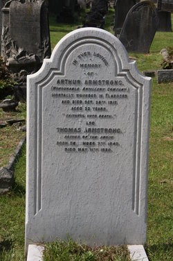 Private Arthur Armstrong