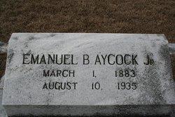Emanuel B Aycock, Jr
