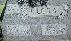 Nellie Mae <I>Egnew</I> Flora