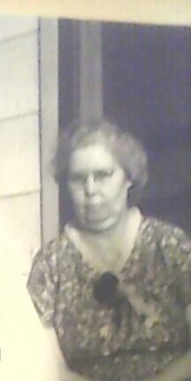 Nancy <I>Vereen</I> Chestnut