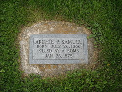 Archie Peyton Samuel