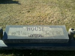 """Mary """"Elva"""" <I>House</I> Chambers"""