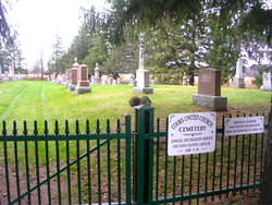 Cook's United Cemetery