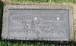 Charley O Billstrom
