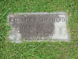 Charlie Edgar Shepherd