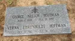 Verna J <I>Uhrenholdt</I> Hoffman