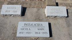 Nicolaus A Passalacqua