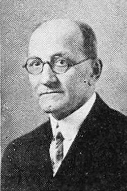 Rev Allen Oliver Becker