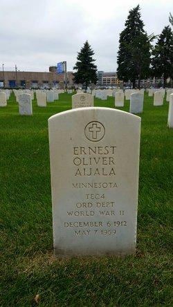 Ernest Oliver Aijala