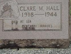 Clare M Hall