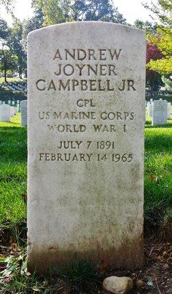 Andrew Joyner Campbell, Jr.