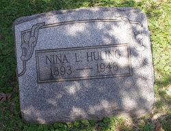 Nina Louise <I>Thew</I> Huling