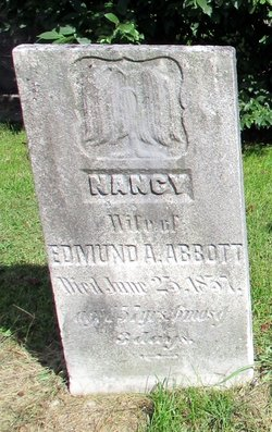 Nancy <I>Gregory</I> Abbott