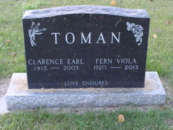 Clarence Earl Toman