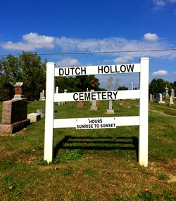 Dutch Hollow Cemetery