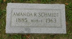 Amanda Rosa <I>Boeser</I> Schmidt