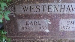 "William ""Earl"" Westenhaver"