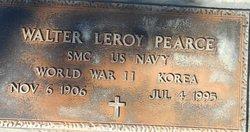 Walter Leroy Pearce