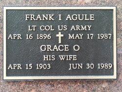 Grace O <I>Orr</I> Agule