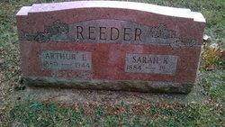 Arthur E Reeder
