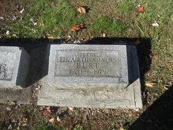 Elizabeth Betsy Huldah <I>Stevens</I> Burt