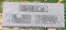 John Baeth