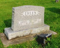 Bertha Clara <I>Stumpf</I> Ehlen