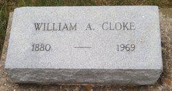 William A. Cloke