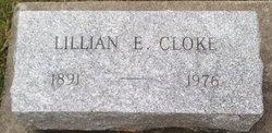 Lillian E. Cloke