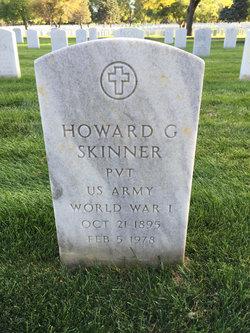 Howard G Skinner
