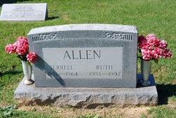 Ruth <I>Todd</I> Allen