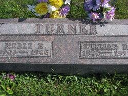 Merle Eldon Turner