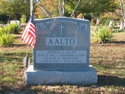 Arthur A. Aalto