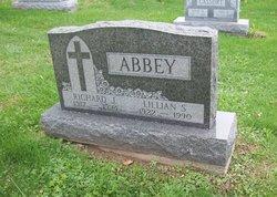 Lillian <I>Savage</I> Abbey