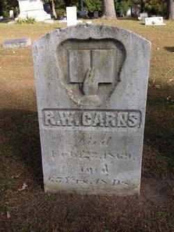 Robert W Carns