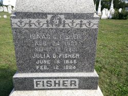 Isaac G Fisher