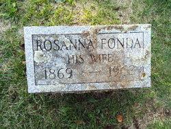 Rosanna M <I>Cody</I> Fonda
