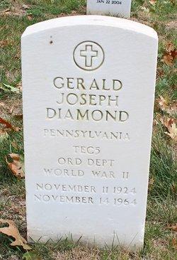 Gerald Joseph Diamond