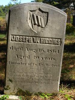 Joseph W. Higgins